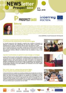thumbnail of ProspecTsaso Newsletter n°4 Sept2018